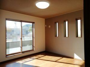 室内:2F洋室(主寝室)